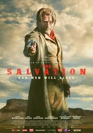 The salvation - Drame, Western