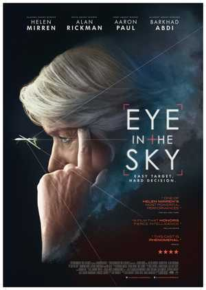 Opération eye in the sky - Thriller