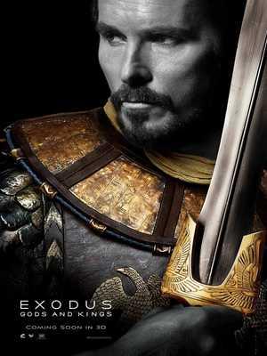 Exodus : gods and kings - Drame, Film historique