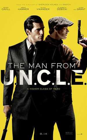 Agents très spéciaux : Code U.N.C.L.E. - Action, Comédie, Aventure