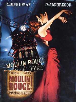 Moulin Rouge - Comédie musicale, Romance