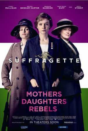 Les suffragettes - Drame