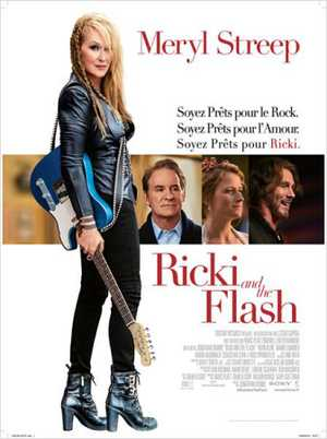 Ricki and the Flash - Drame