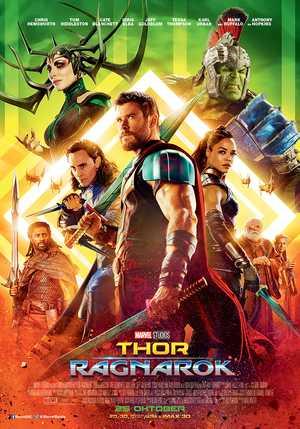 Thor : Ragnarok - Action, Drame, Fantastique