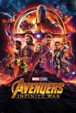 Avengers: Infinity War - Part I - Action, Science-Fiction, Aventure