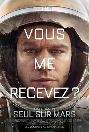 Seul sur Mars - Action, Science-Fiction, Aventure