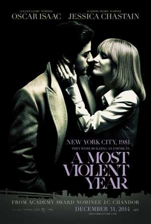 A most violent year - Action, Policier, Drame