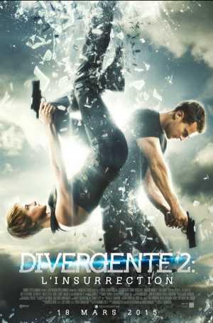 Divergente 2: L'insurrection - Action, Science-Fiction