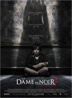 La Dame en Noir 2 : L'Ange de la Mort - Horreur, Thriller, Drame