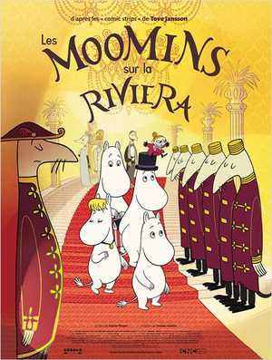 Les Moomins sur la Riviera - Comédie, Animation