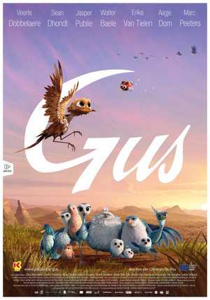 Gus petit oiseau, grand voyage - Animation