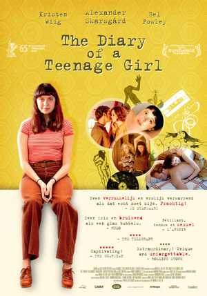 The diary of a teenage girl - Drame