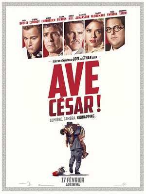 Ave César ! - Comédie