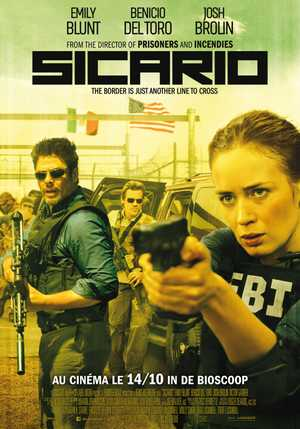 Sicario - Action, Thriller