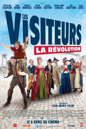Les visiteurs - La Révolution - Comédie
