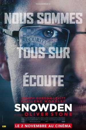 Snowden - Biographie, Thriller, Drame