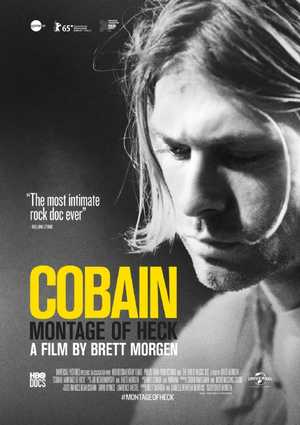 Kurt Cobain : montage of heck - Documentaire
