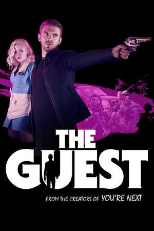 The Guest - Action, Thriller