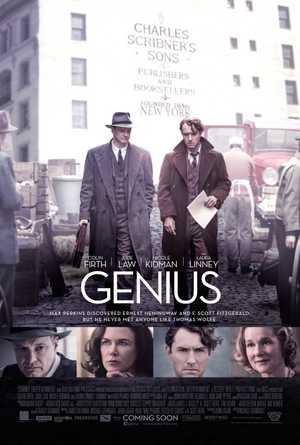 Genius - Biographie, Drame