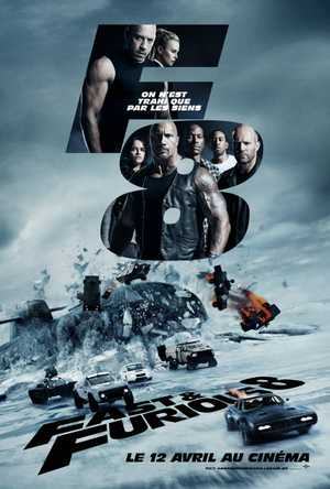 Fast & Furious 8 - Action, Policier, Thriller