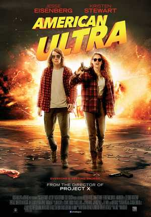 American Ultra - Action, Comédie