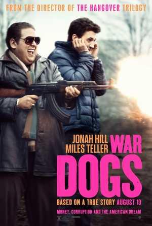 War dogs - Comédie