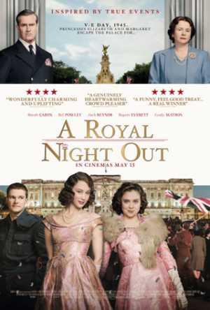 A Royal Night Out - Drame, Romance