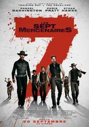 Les 7 Mercenaires - Action, Western