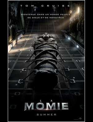 The Mummy – le 7 juin - Action, Fantastique, Aventure