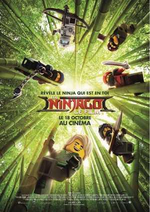 The Lego Ninjago Movie - Animation