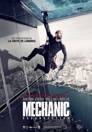 Mechanic : resurrection - Action, Thriller