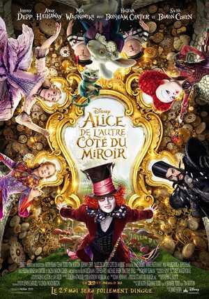 Alice de l'autre côté du miroir - Famille, Fantastique, Aventure