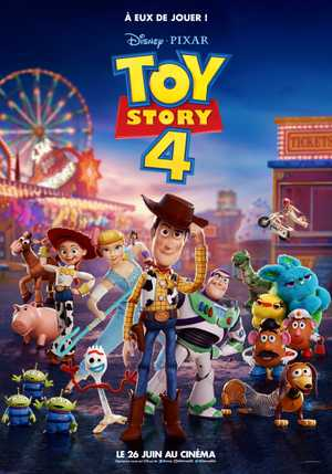 Toy Story 4 - Famille, Comédie, Animation