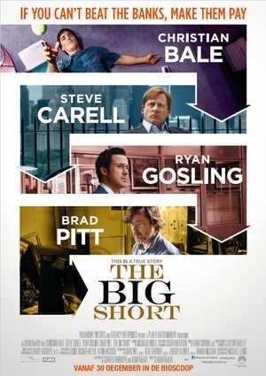 The Big Short - Comédie dramatique