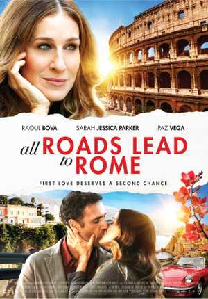 All Roads Lead to Rome - Comédie