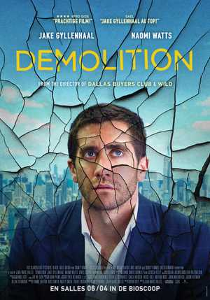 Demolition - Comédie dramatique