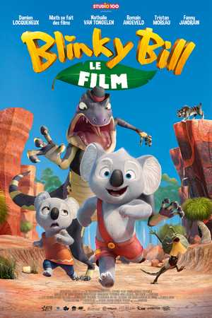 Blinky Bill - Aventure, Animation