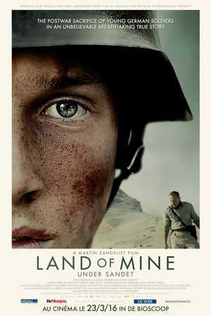 Land of mine (under sandet) - Drame