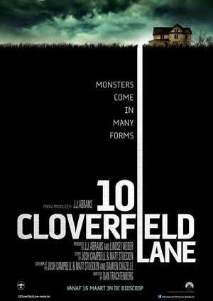 10 Cloverfield Lane - Thriller