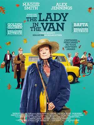 The lady in the van - Biographie, Comédie