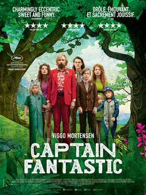 Captain Fantastic - Drame