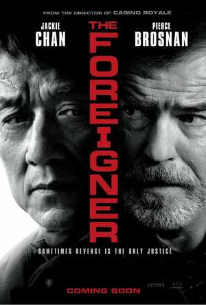 The Foreigner - Action, Thriller