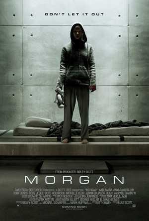 Morgane - Science-Fiction, Thriller