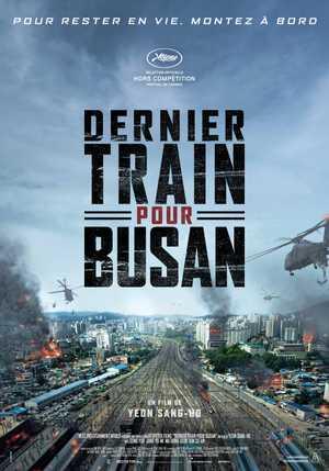 Dernier train pour Busan - Action, Horreur, Thriller