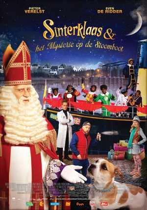 Sinterklaas en het Mysterie op de Stoomboot - Famille