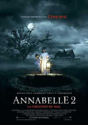 Annabelle 2 : La Création du Mal - Horreur, Thriller