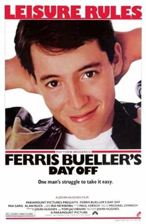 Ferris Bueller's Day Off - Comédie, Romance