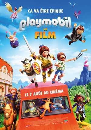 Playmobil: The Movie - Animation