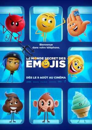 Le Monde Secret des Emojis - Famille, Animation