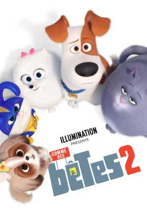 The Secret Life of Pets 2 - Animation